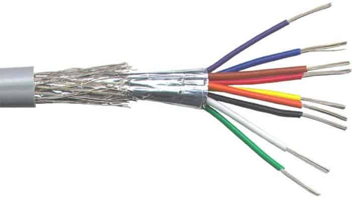 Cable blindado (AC)