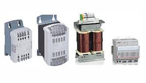 Control monofásico y transformadores de señalización