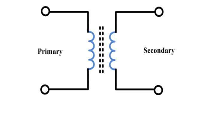 Fig.4 Símbolo de transformador potencial