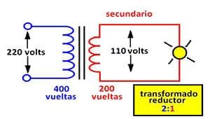 Transformador reductor