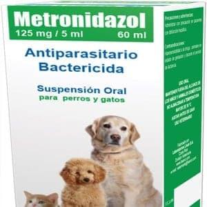 Metronidazol para perros