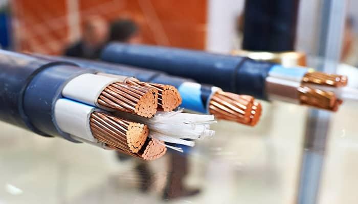 Tipos De Cables Eléctrico