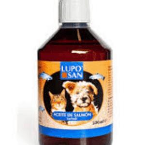 Aceite de salmón para perros