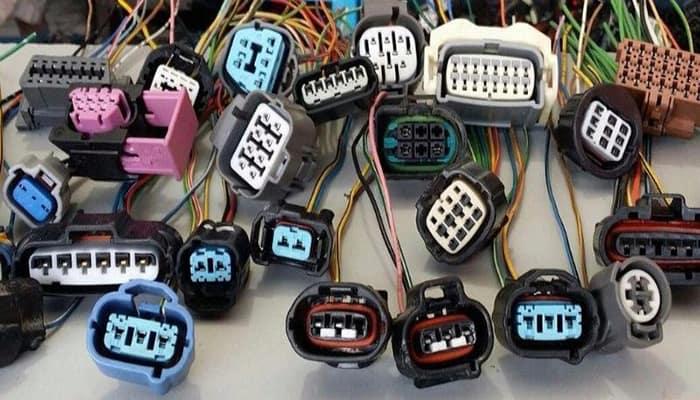 Tipos De Conectores Eléctricos Automotrices