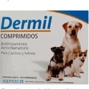 Antihistamínicos para perros