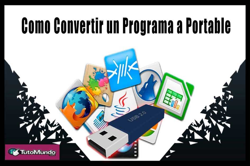 Como Convertir un Programa a Portable 01