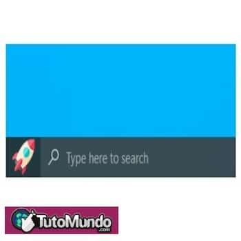 icono de botón de inicio personalizado