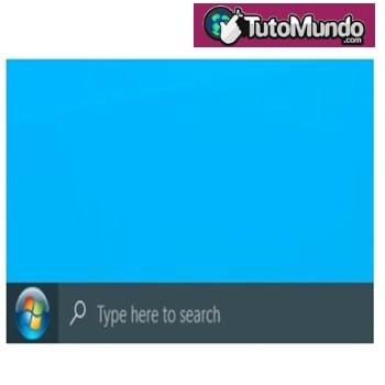 icono del botón de inicio modificado