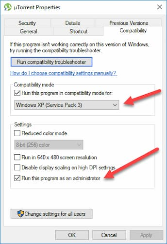 error utorrent write to disk
