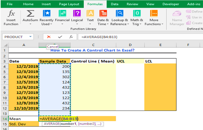 Figura 7 - Cómo controlar gráficos en Excel
