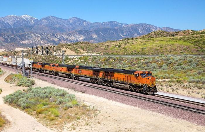 aluminio en trenes